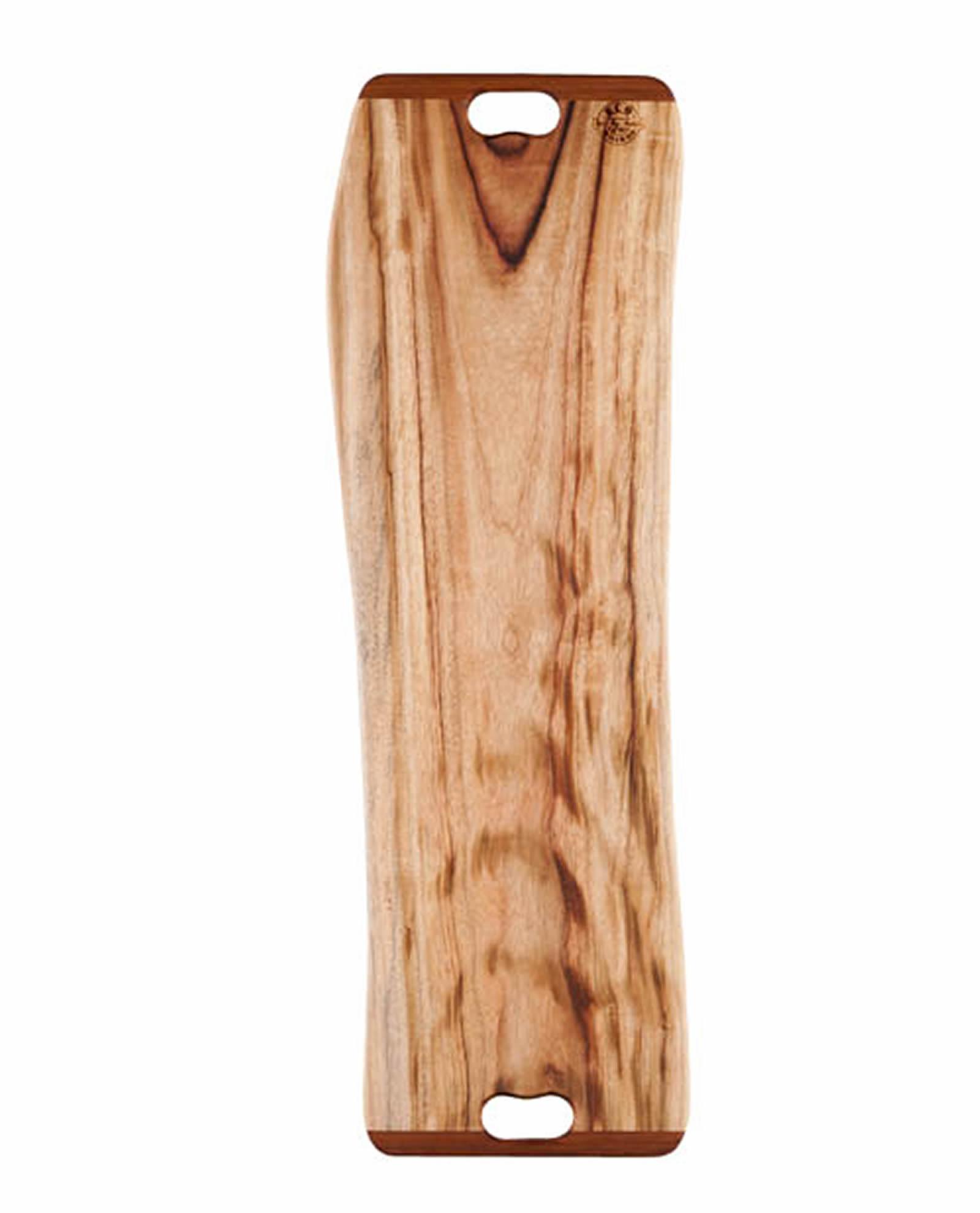 Eureka Wooden Platter Board